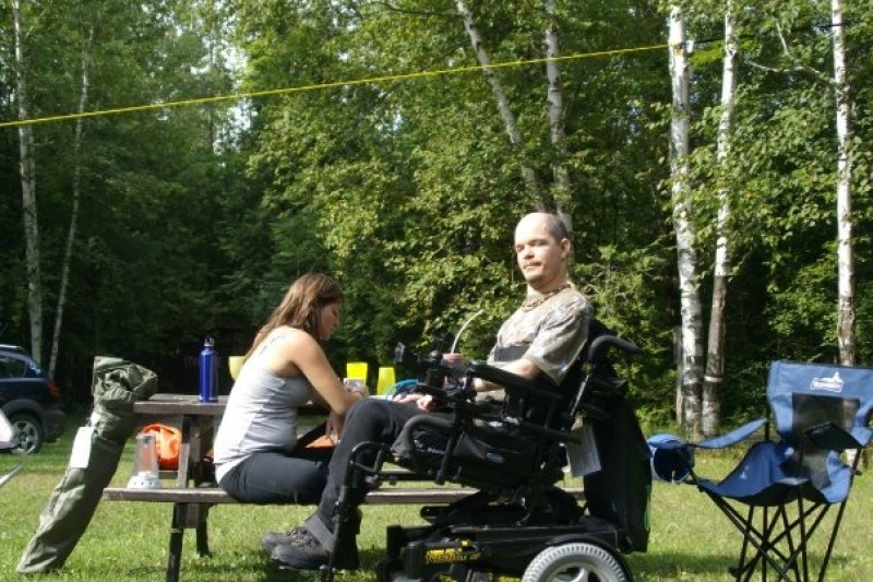 Fundraiser by Mike Cavanagh : Cam's Wheelchair Accessible Van