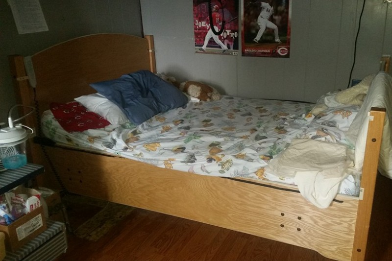 Fundraiser For Ethan Tolliver By Tyler Howe Josephs New Medical Bed