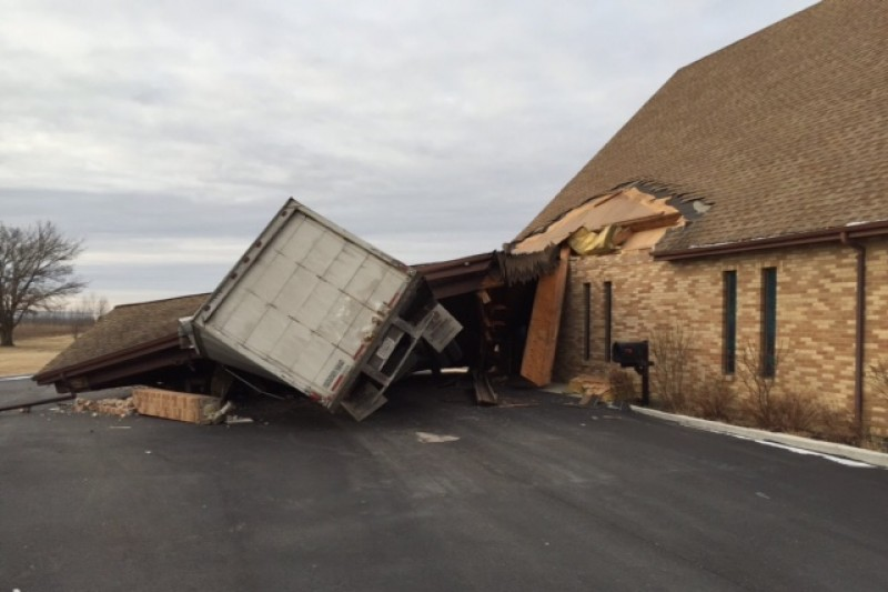 Fundraiser for denise ziesemer by ed cruz damaged church for What is a porte cochere