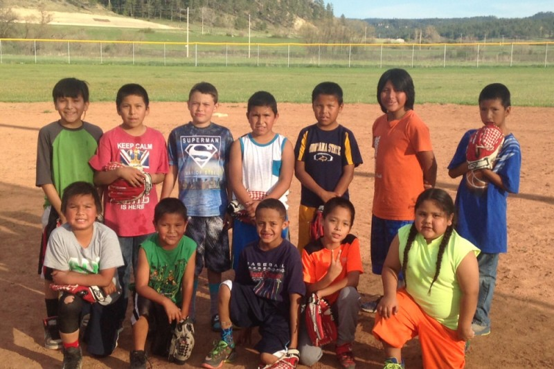 Fundraiser by Desi RL  Lame Deer Wolves Little League Team
