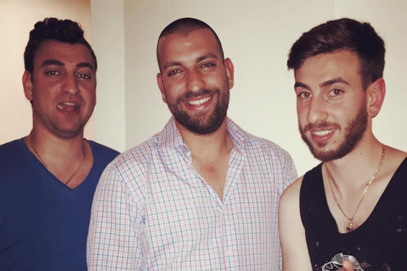 Fundraiser for Tasos Stavropoulos by Andrew Farver : Help Tas
