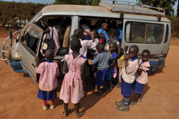 c970a4a07f Fundraiser by Gwen Griffith   School van for at-risk Ugandan children.