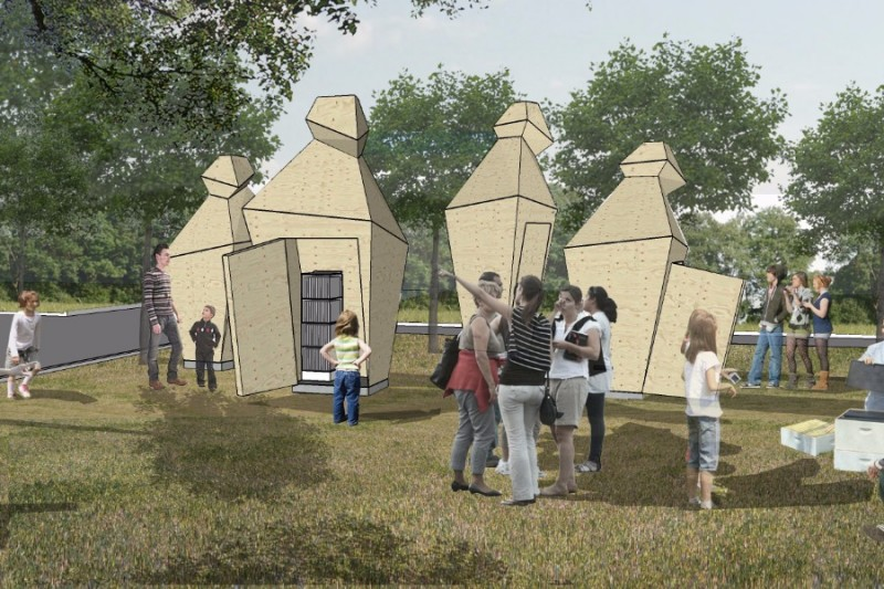 Fundraiser by BGHJ Architects : Urban Beehive Project
