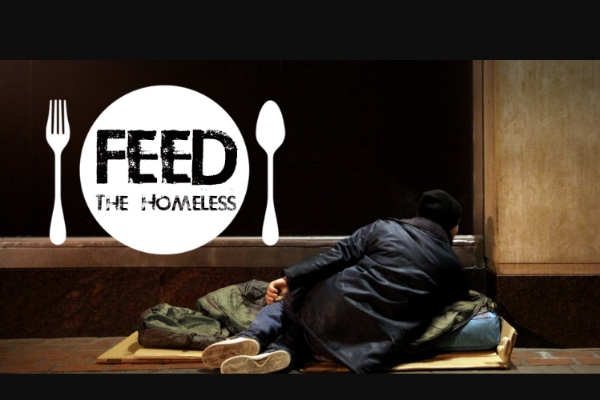 Image result for feed the homeless