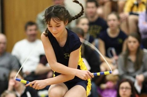 Fundraiser by Jennifer Pawczuk : Jump Rope National Competition