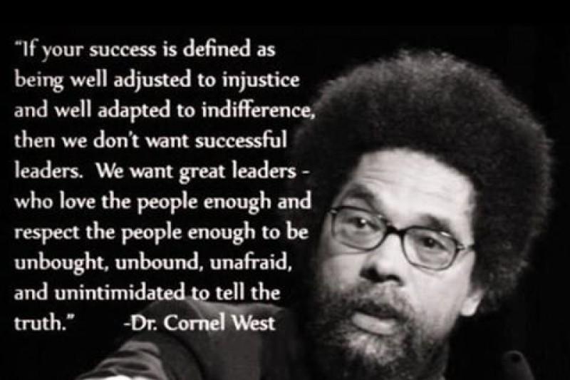 Unintimidating definition of leadership
