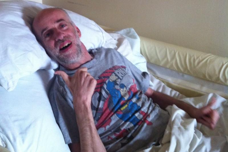 fundraisergeraldine o'brien : help get neil back on his feet