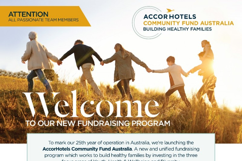 Fundraiser By Mercure Sydney Airport Accor Mazing Race Community Fund