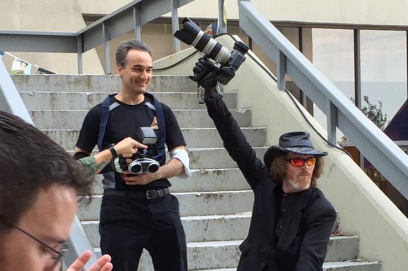 Fundraiser for Troy Nelson by Bill Watters : Replace Troy's Stolen Lens