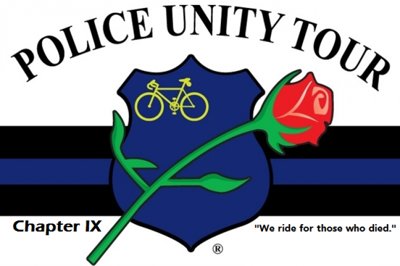 Police Unity Tour  Harford County