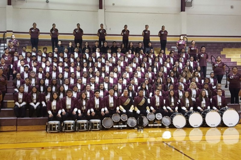 Image result for la feria marching band
