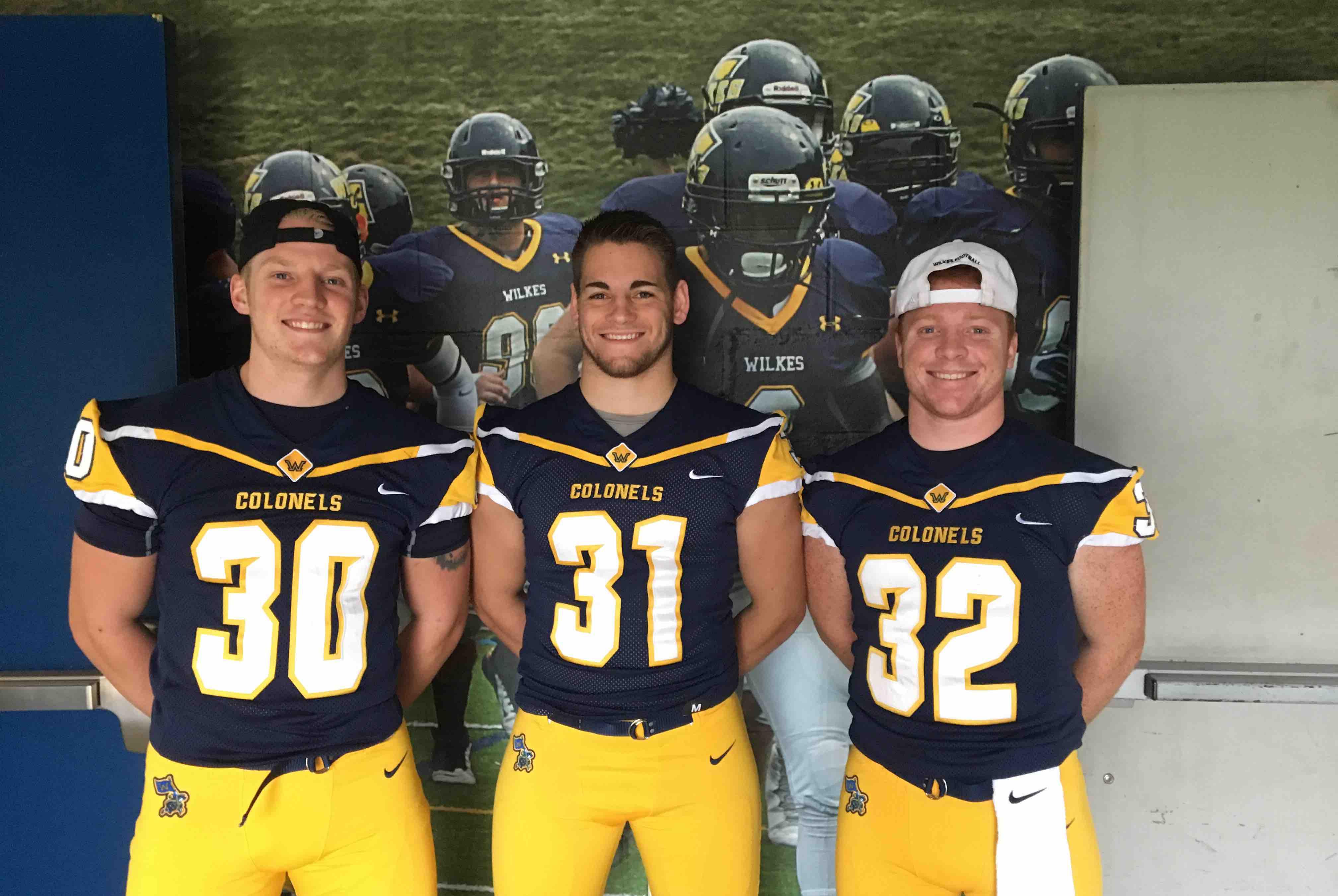 Wilkes University Cheerleading