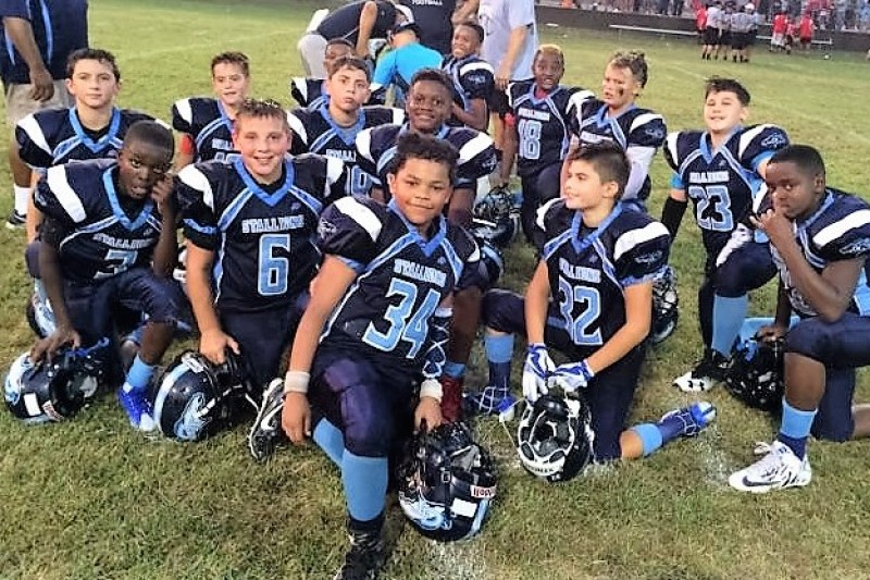 Gloucester township midget football