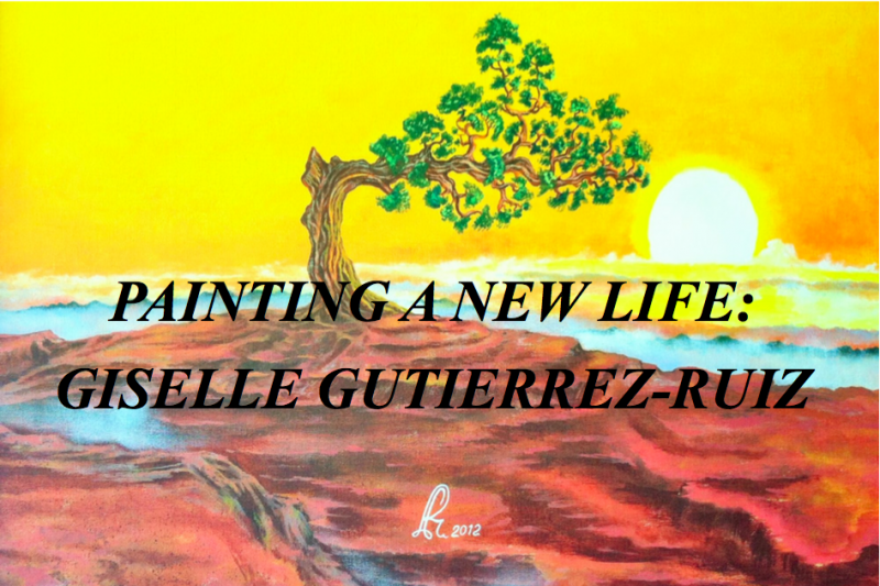 8603148ea8 Fundraiser for Giselle Guitierrez by Ileana Gutierrez   Painting a New Life  for Giselle