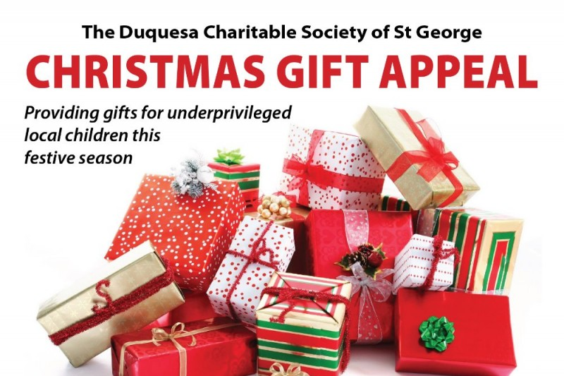 Fundraiser by Daniela Caballero : Christmas Present Appeal 2016