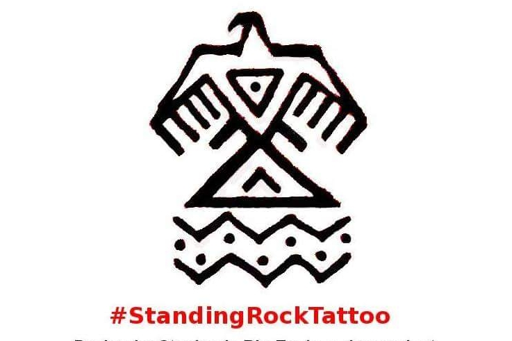 Fundraiser By Stephanie Big Eagle Tattoos In Support Of Standing Rock