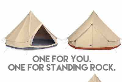 Donate Now Not now  sc 1 st  GoFundMe & Fundraiser by Stacy La Mell : Winter Tent For Standing Rock