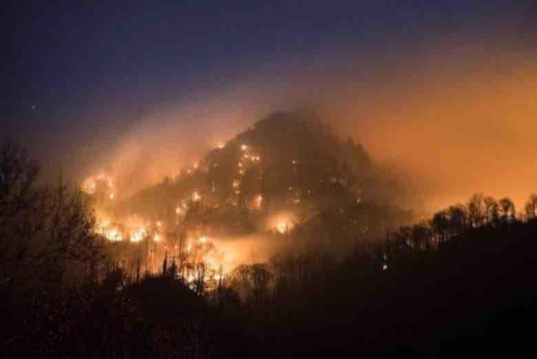 Gatlinburg Christmas.Fundraiser By Tesea Dawson Gatlinburg Wildfires Christmas Fund