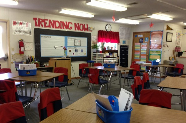 Middle School Reading Classroom Decorations ~ Fundraiser by lydia gaines kirkman middle school
