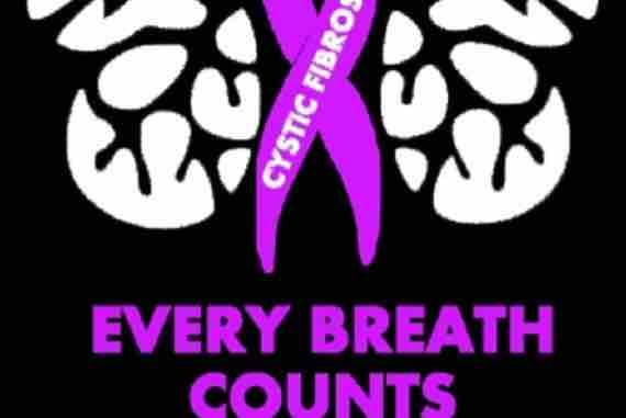 cystic fibrosis color run fundraiser - Cystic Fibrosis Color