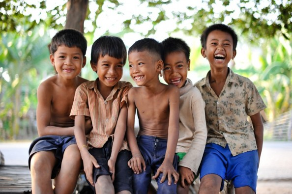 Fundraiser by Jesse West : Cambodian Orphanage Volunteer