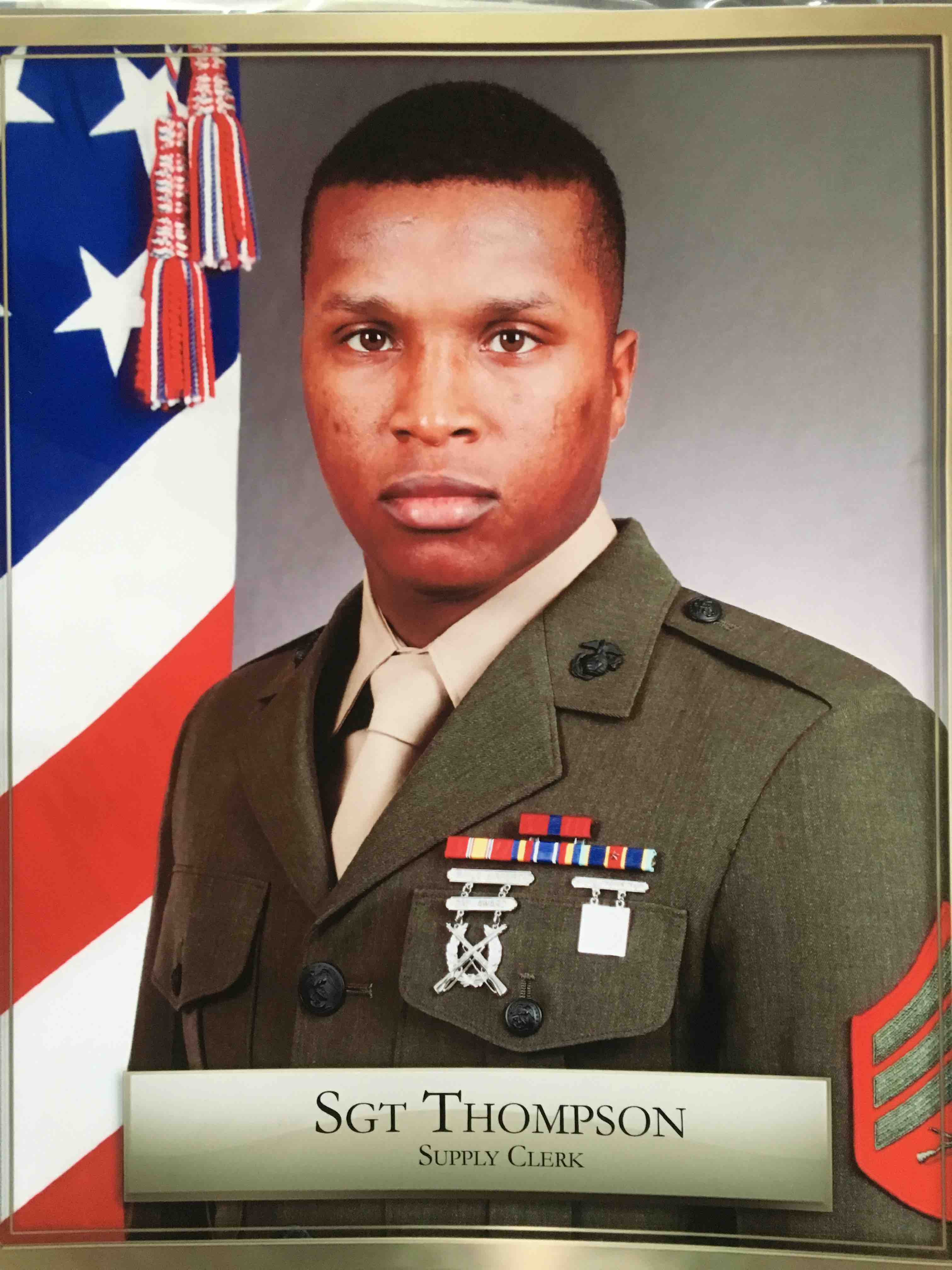 fundraiser by carlson thompson usmc veteran car accident recovery