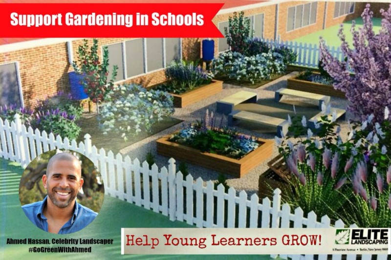 Fundraiser by Bullock Elementary School Children's Garden Team : Help NJ  Learners GROW! - Fundraiser By Bullock Elementary School Children's Garden Team
