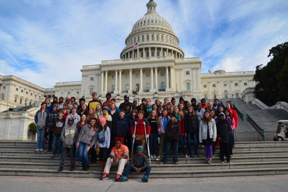 8th Grade Washington DC Trip by Dani Copeland GoFundMe – Tourist Map Washington DC