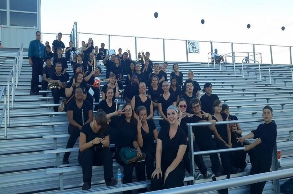 Youngker Marching Band by Angela Flippin Pigman - GoFundMe