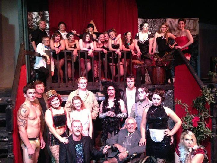 an analysis of the rocky horror picture The rocky horror picture show is a 1975 british-american musical comedy  horror film directed by jim sharman the screenplay was written by sharman and .