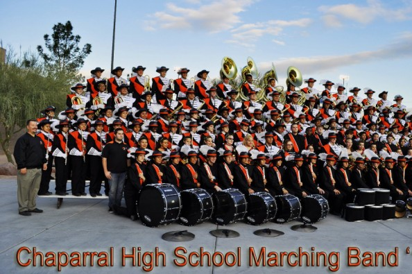 Fundraiser by Paul Beuning : Chaparral HS Band Program
