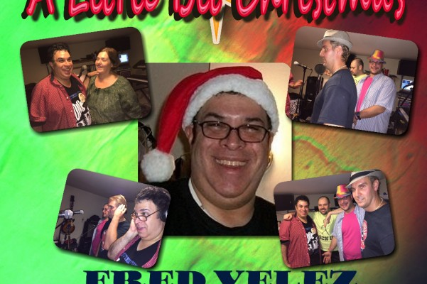 fundraiser by fred velez fred velez christmas album - Fred Christmas
