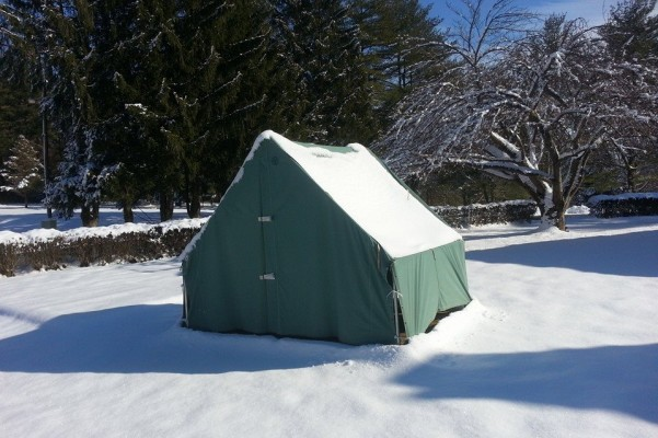 & Fundraiser by Ed Martin : BCMSR Tent Platforms