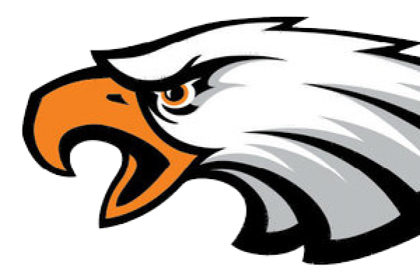 Animated eagle logo