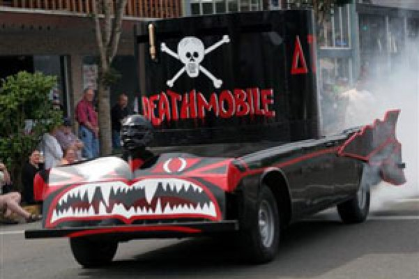 Fundraiser By Travis Palmer Save The Deathmobile
