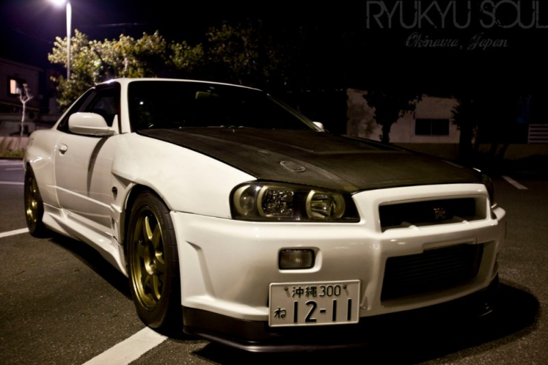 Fundraiser By Brandon L Saunders Ryukyu Soul Okinawa Car Culture