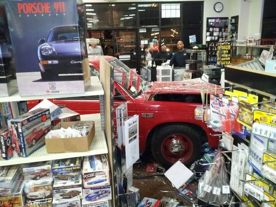 Fundraiser by Brad Baumgartener : Help Modesto Hobby crash