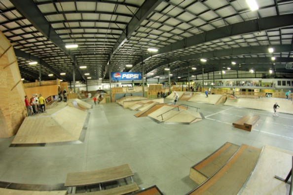 East Coast Indoor Action Sports Park by Mike Lashbrook - GoFundMe