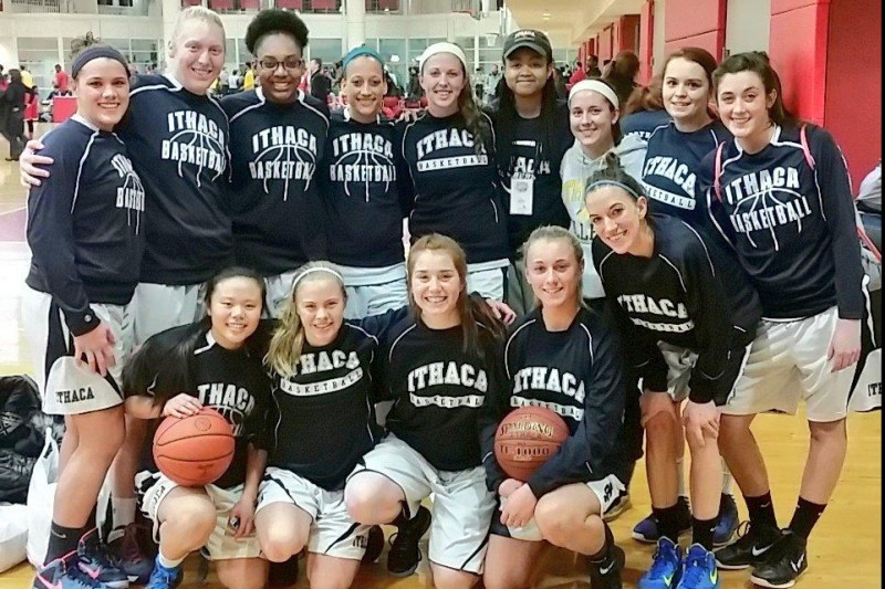 Fundraiser by mackenzie kiefer ithaca womens club basketball publicscrutiny Choice Image
