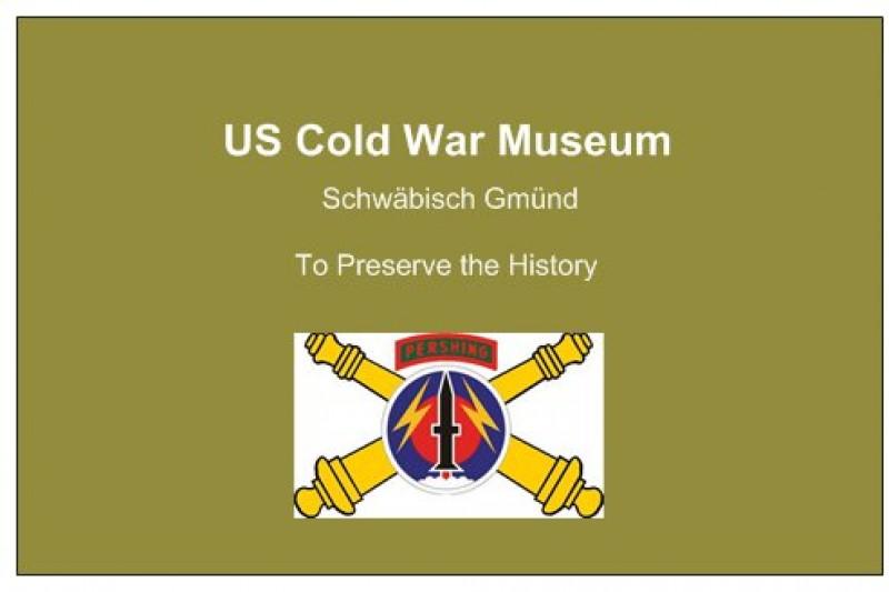 Schwäbisch fundraiser by ralf stumpf us cold war museum schwäbisch gmünd