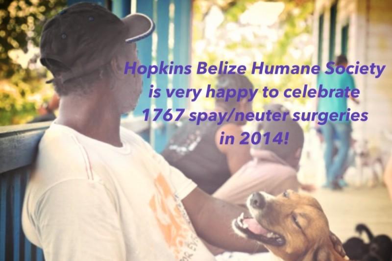 Fundraiser by Clara Lee Arnold : Hopkins Belize Humane