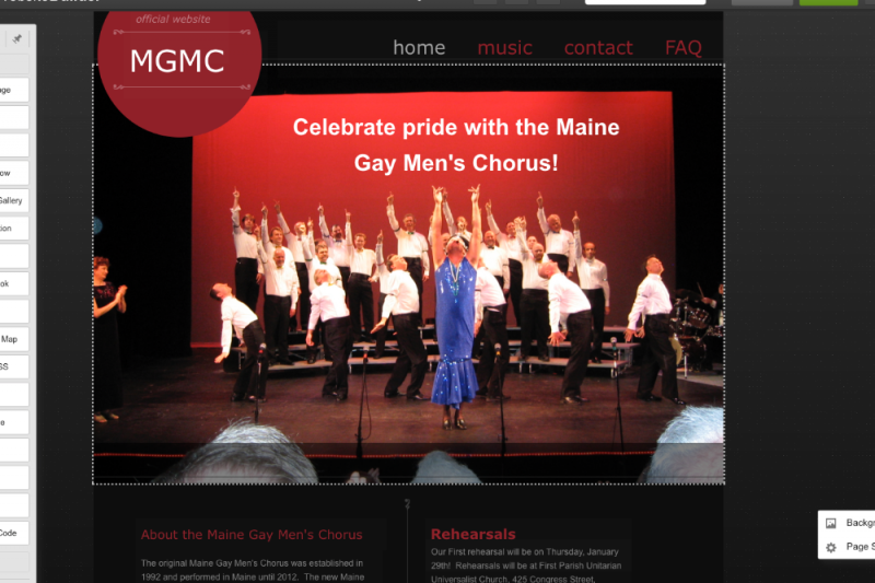Maine gay mens choir
