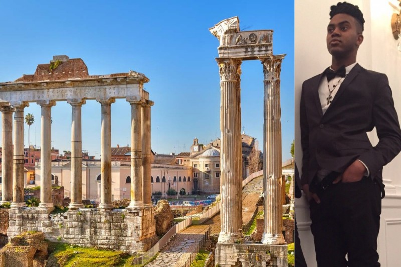 Fundraiser by Terence Coston : Terence's Study Abroad to Rome