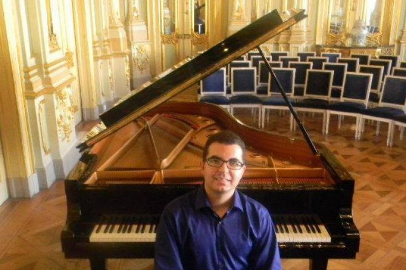 Diego Caetano's Grand Piano Fund by Nate Caetano - GoFundMe