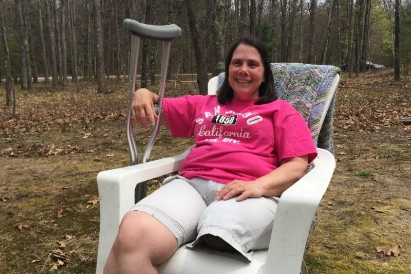 Fundraiser For Rhonda Tetherly By Joy Bennett Rhonda S Leg Amputee Fund