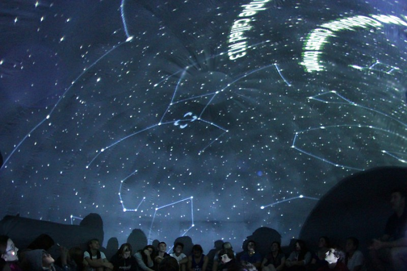 Fundraiser By Stephen Meeks The Skydome Planetarium Project
