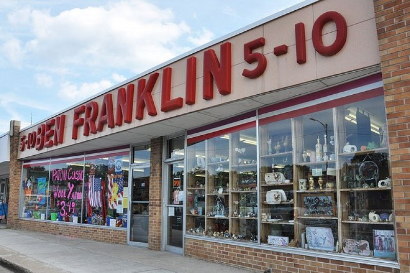 Save The Ben Franklin 5 10 Store By Cynthia A Taylor Gofundme
