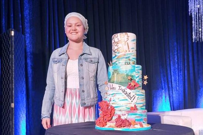 Fundraiser by Donna Weller : Koral's Leukemia Battle