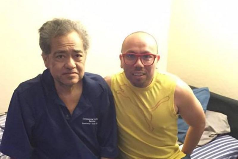 Raising money for a brother by luis alberto rodriguez for 2 hermanos salon phoenix az