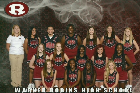 Fundraiser By Brandon Mitchell Warner Robins High School Cheer Team